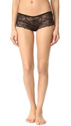 Honeydew Intimates Athena Lace Hipster Black
