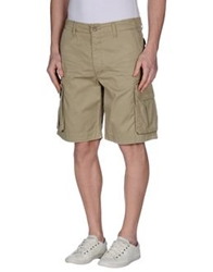 Replay Bermudas Beige