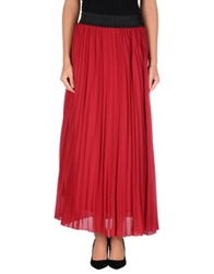 Care Of You Long Skirts Black