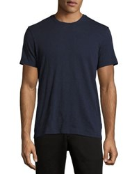 Atm Anthony Thomas Melillo Short Sleeve Crewneck Shirt Blue