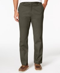 Tasso Elba Men's Regular Fit Pants Espresso