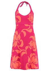 Patagonia Iliana Jersey Dress Craft Pink Berry