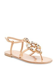 Vince Camuto Seandro Jeweled Thong Sandals