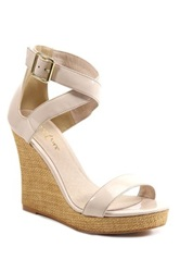 Diba Ocean Shore Wedge Sandal Beige