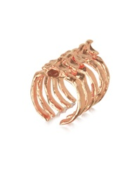 Bjorg After Eden Spine Ring Pink