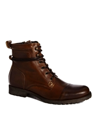 Selected Bryan Boots Brown