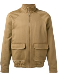 A.P.C. Rough Jacket Men Cotton Linen Flax Polyamide M Nude Neutrals