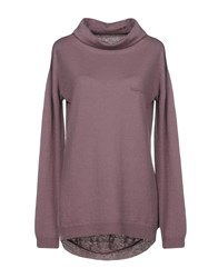 Fine Collection Sweaters Light Brown