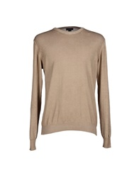 Seventy By Sergio Tegon Sweaters Military Green