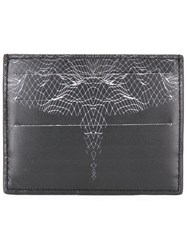 Marcelo Burlon County Of Milan Sebastian Card Holder Black