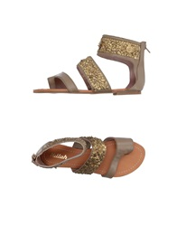 Killah Thong Sandals Khaki