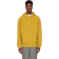 Paa Yellow French Terry Hoodie