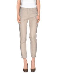 Pt01 Casual Pants Ivory