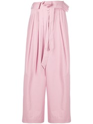 Christian Wijnants Pola Cropped Trousers 60