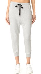 Beyond Yoga Dip It Low Pants Heather Grey