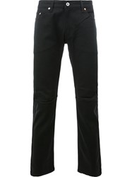 Junya Watanabe Comme Des Garcons Man Tapered Trousers Black