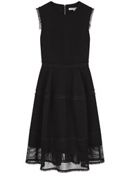 Gerard Darel Sonora Dress Black