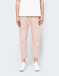 Cmmn Swdn Maxime Crop Denim Dusty Pink