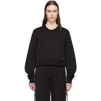 Y 3 Black Yohji Love Sweatshirt