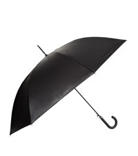 Burberry Check Walking Umbrella Black