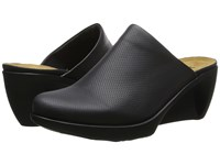 Naot Footwear Evening Onyx Leather Women's Flat Shoes Black