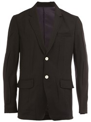 Undercover Single Breasted Blazer Black
