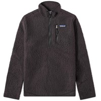 Patagonia Retro Pile Sweat Black