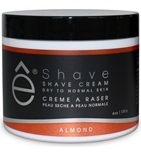 Eshave Almond Shaving Cream 120G