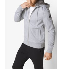 Fur Lined Zip Up Hoodie