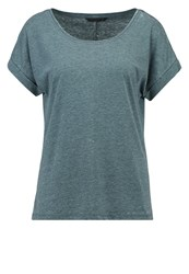 Only Onltruly Basic Tshirt Ponderosa Pine Dark Green