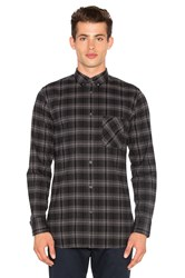 Zanerobe Flannel Seven Foot Shirt Black