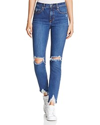 Nobody True Straight Jeans In Elated