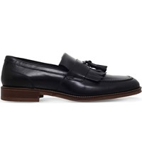 Kg By Kurt Geiger Maccio Leather Loafers Black