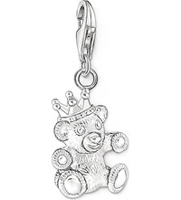 Thomas Sabo Charm Club Silver Teddy Bear Charm