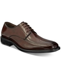 Kenneth Cole New York Men's Lucky Strike Oxfords Men's Shoes Brown