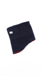Penfield Stor Fleece Snood Navy