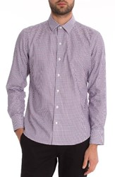 7 Diamonds Men's Comeback Kid Woven Shirt