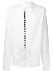 J.W.Anderson Embellished Shirt White