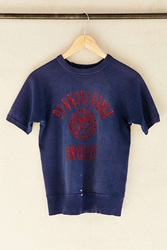 Urban Renewal Vintage Penn University Short Sleeve Sweatshirt Assorted