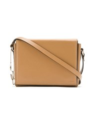Gloria Coelho Leather Crossbody Bag 1062