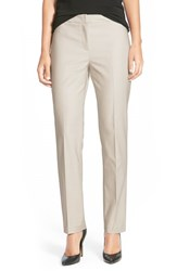 Women's Nic Zoe 'The Perfect' Ankle Pants Silver Cloud