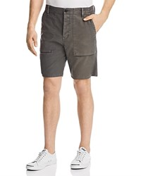 J Brand Kontact Regular Fit Shorts Dull Catapult