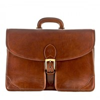Maxwell Scott Bags Tomacelli Briefcase