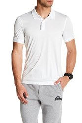 Reebok Workout Polo White