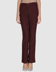 Rifle Casual Pants Maroon