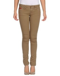Unlimited Casual Pants Khaki