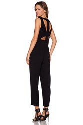 Bailey 44 Gino Jumpsuit Black