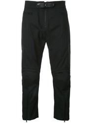Juun.J Straight Trousers Black