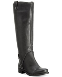Dolce By Mojo Moxy Renegade Riding Boots Women's Shoes Black