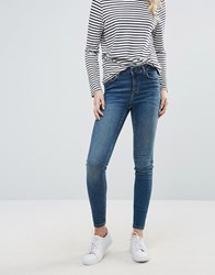 Vero Moda Lux Super Slim Jeans Medium Blue Denim